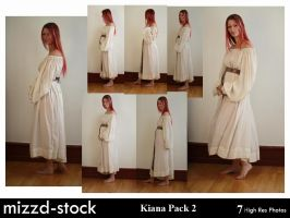 Kiana Pack 2 by mizzd-stock