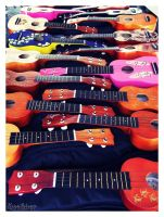 Guitars by kristi-leegibson