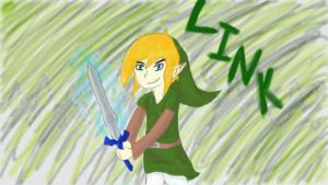 Link by pokemonpuppy1