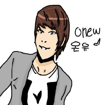 Onew by Stormypandaa