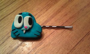 Gumball Bobby Pin 2 by Gynecology