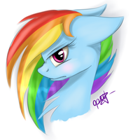Rainbow Dash is wronged by Ognevitsa