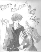Kyo and Tohru's Christmas by sexykyo