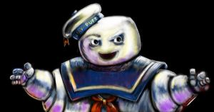 Mr. Stay Puft! by chrismoet