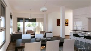 3D Dining Room 04 by FEG
