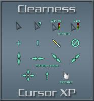 Clearness--CursorXP by relhom