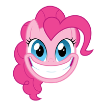MLP Resource: Pinkie Pie 06 by ZuTheSkunk