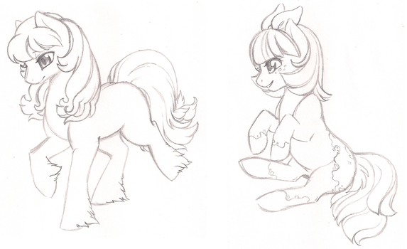 Future Pony Adopts by Crystal-Comb