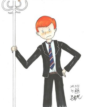 Turlough and hanger by Owlhatnest