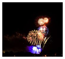Happy 4th + Exclamation Mark by captg