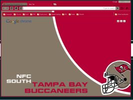 Tampa Bay Buccaneers Theme by wPfil
