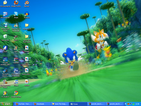 Other Desktop screenshot by SuperSonic92