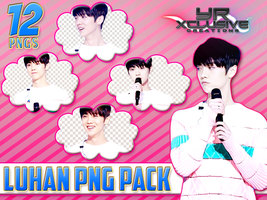 LUHAN PNG PACK 2015 by yrxclusive