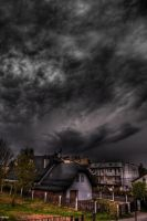 It's going to rain. by osiolekpl