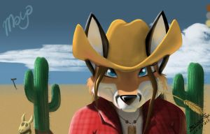 Cowgirl by BlakeFox