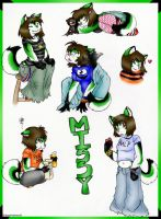 Anthro reference 4 Missy by Fish-Gutz12