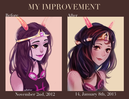 improvement by celestier
