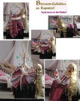 Rapunzel stock pack (more inside) by Blossom-Lullabies