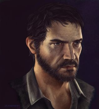 The Last of Us: Joel by Nero749