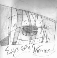 Eye of A Warrior by fatchy131