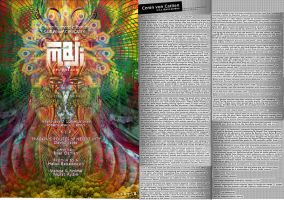 Maji Magazine - interview - 2011 by selfregion