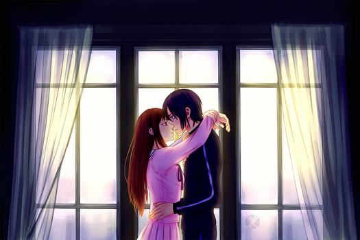 Noragami by Oxcenia