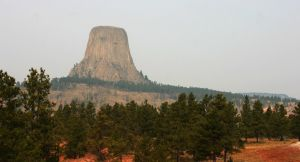 Devils Tower Wyoming by NycterisA