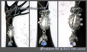 Pendulum III-Snow white sorrow by Faeriedivine