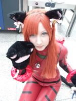 Kitty Asuka by charneh