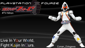 Fourze - Splash Page by SergeantGrif