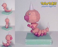 Weedle by P-M-F