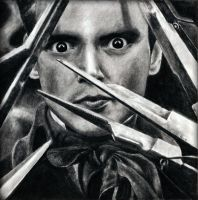 Edward Scissorhands by MRojekcom