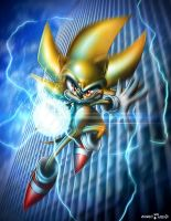Super Sonic Colab by guerotheartist