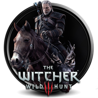 the witcher 3 wild hunt Png Icon by S7 by SidySeven