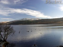 Midwinter 08-Loch Tay by squishy2004