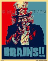 BRAINS by billytackett