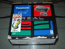 Panasonic 3DO by UNDEADWARRIOR7411