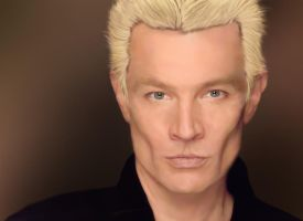 James Marsters - Digital Paiting by ATildeProduction