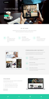 NAMO - Creative Multi-Purpose Wordpress Theme by sandracz