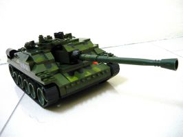 Russian WWII Tank Destroyer 2 by SOS101