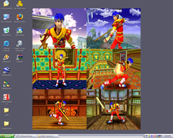 Texture Hack: Guardian Goemon by TehResearchGuy