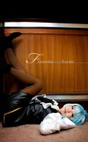 Ace Attorney: Franziska by ki-ri-ka