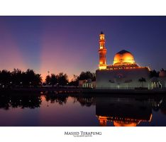 Masjid Terapung - 2nd take by an-urb
