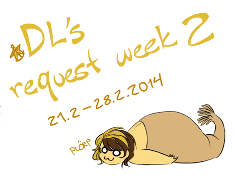 Request Week II by DreamLegend