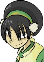 Toph by razorface123