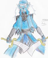 Ice Warrior by Eternal-Shadow-S