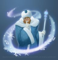 Father Frost by alisalley