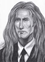Rufus Scrimgeour by Lady-CaT