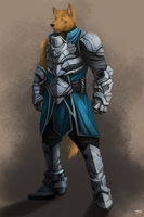 Amberfall - Alaric Concept by 7THeaven