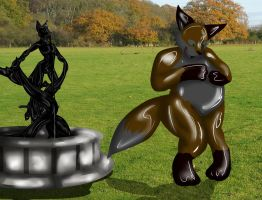 Latex Fountain TF7 by Akira666